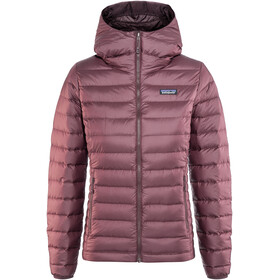 Patagonia W's Down Sweater Hoody Dark Currant